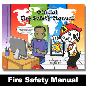 083F: 2021-22 (7-9) Official Fire Safety Manual