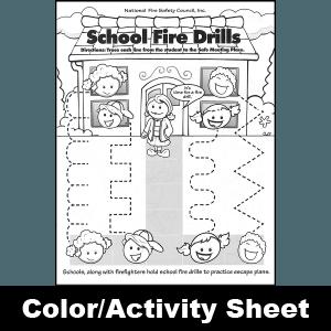 School Fire Drills