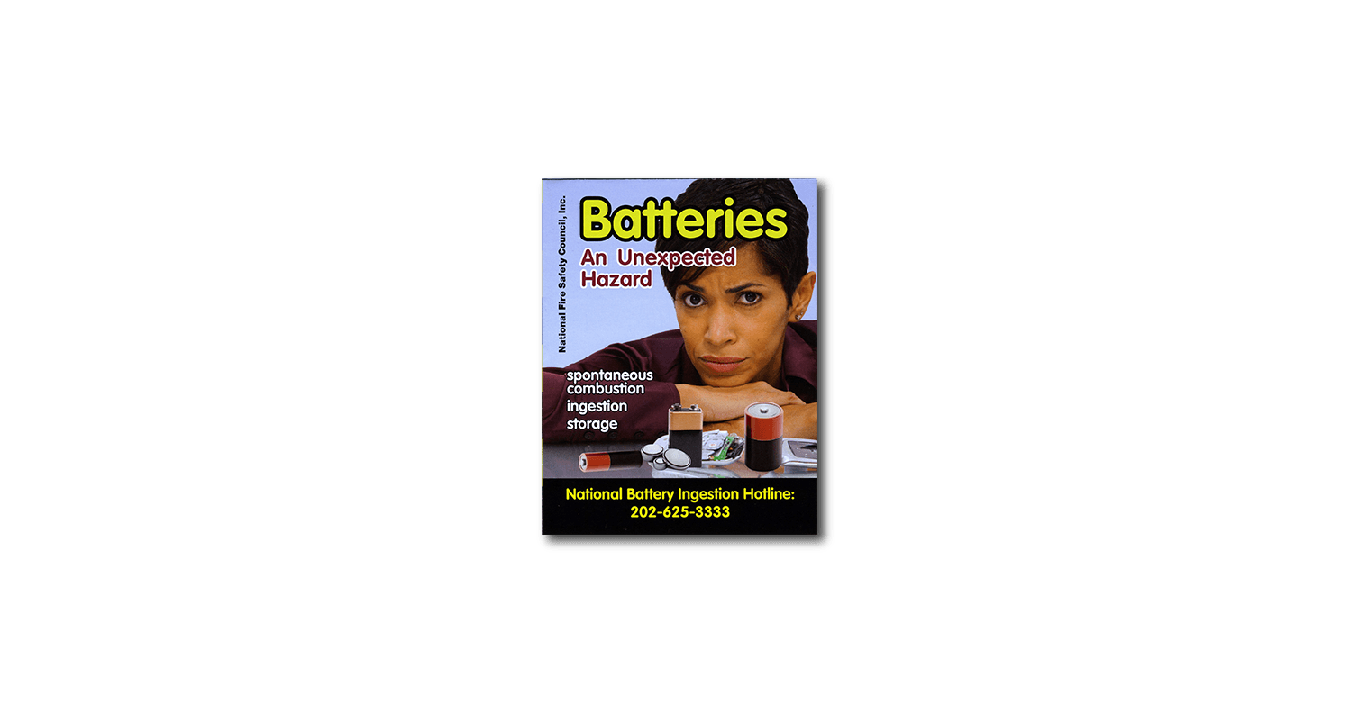 355F: Batteries – An Unexpected Hazard