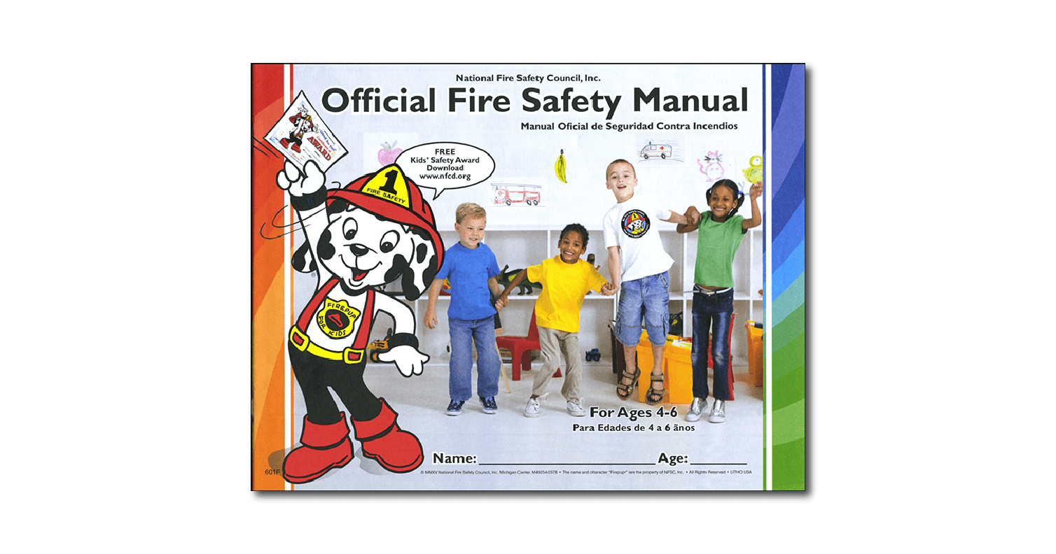 601F: Official Fire Safety Manual